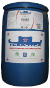10W-30 100% Synthetic TEXAS TEA Motor Oil- API SN GF-5 Drum